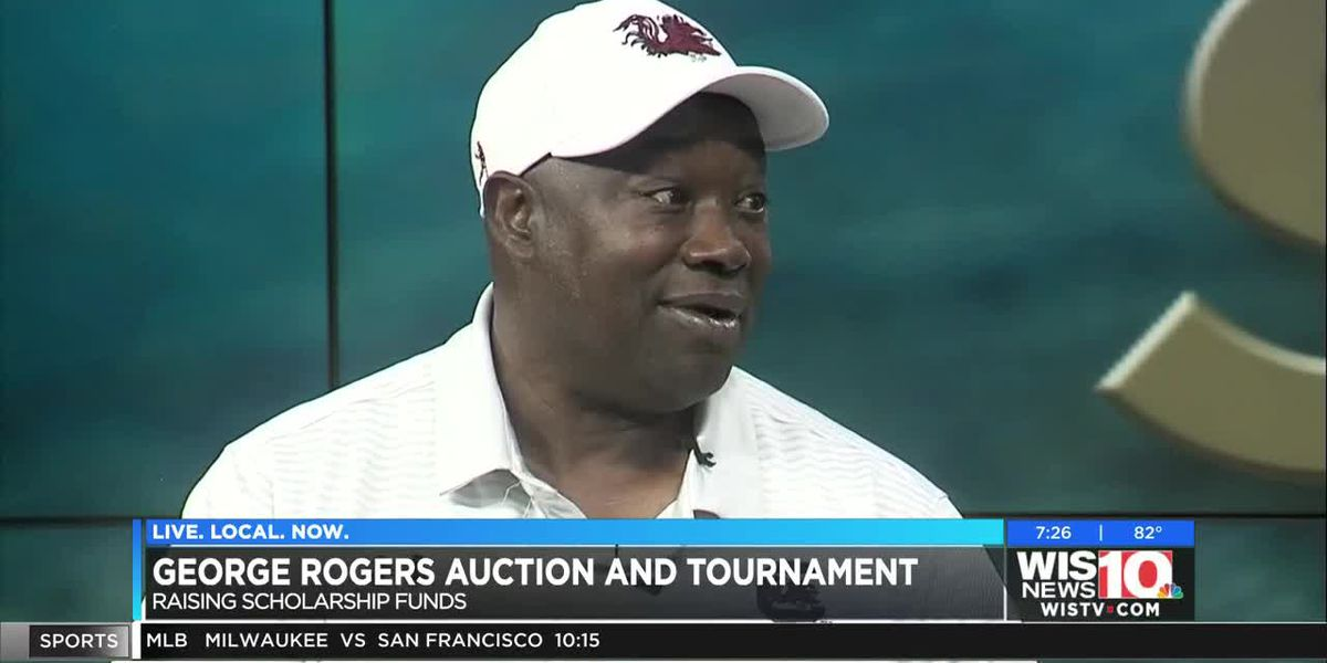 George Rogers Foundation to hold Celebrity Golf Tournament, 28th Annual Gala and Auction