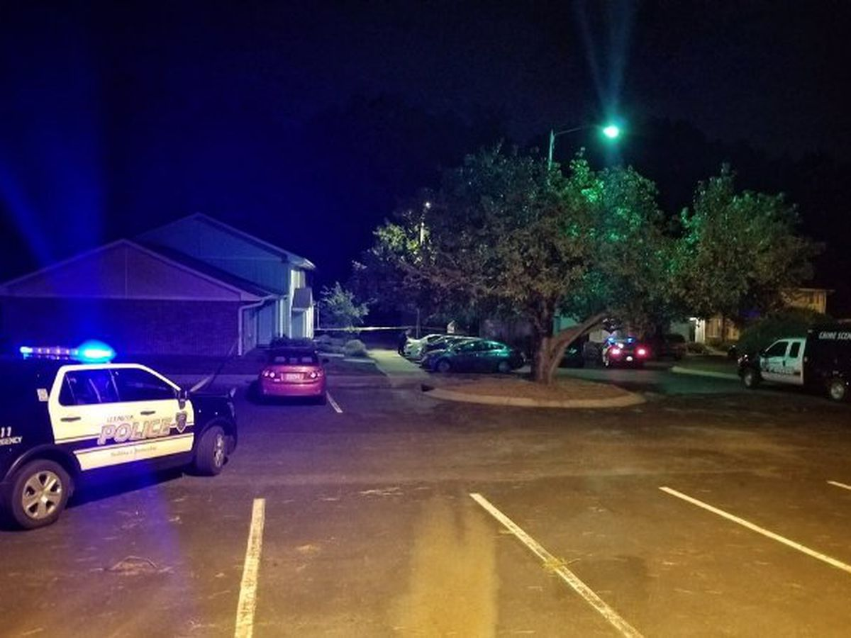Lexington Police searching for shooting suspect, residents urged to stay inside their homes