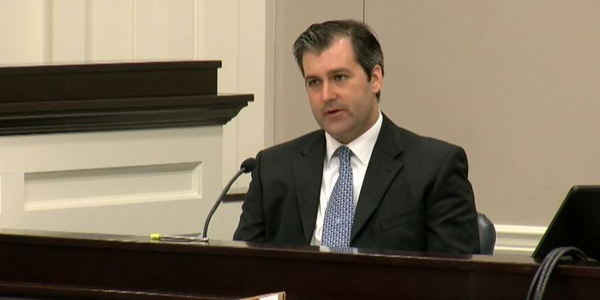 Judge denies motion to toss Michael Slager sentence