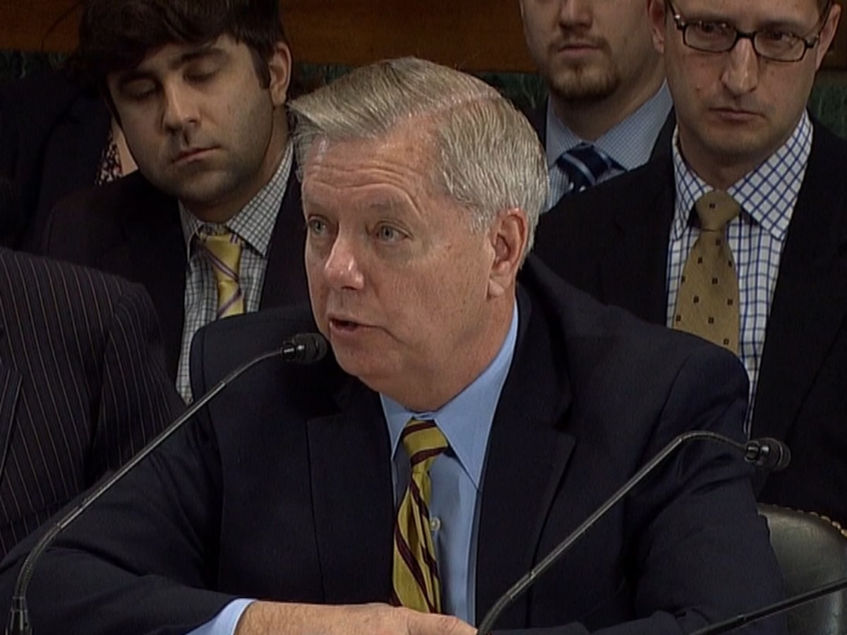 Graham 'dead set' on confirming Trump's Supreme Court nominee despite previous comments
