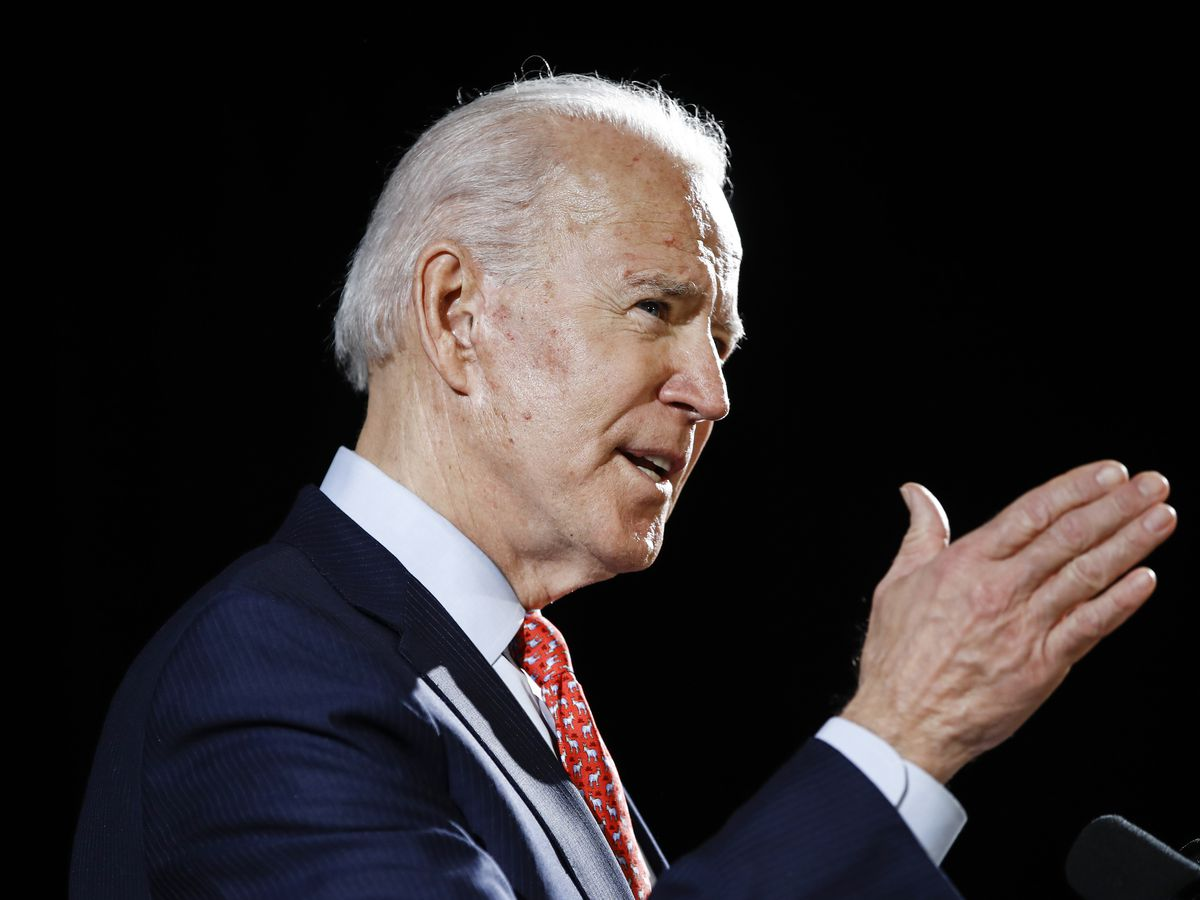 Biden: George Floyd's death shows 'open wound' of US racism