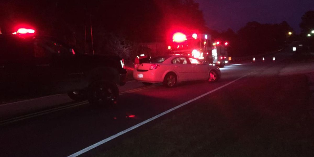 Trotter Rd. back open after collision