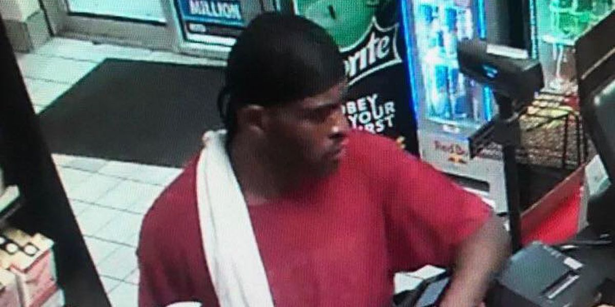 RCSD looking for armed robbery suspect who threatened gas station clerks