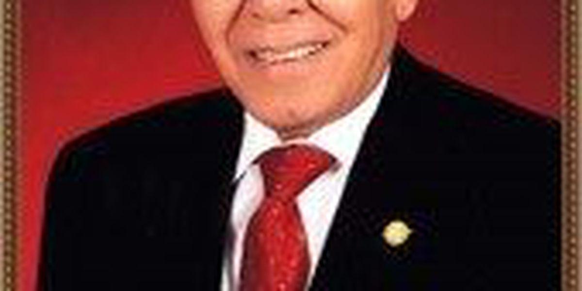 SCDP reports Sen. Herbert Fielding has died