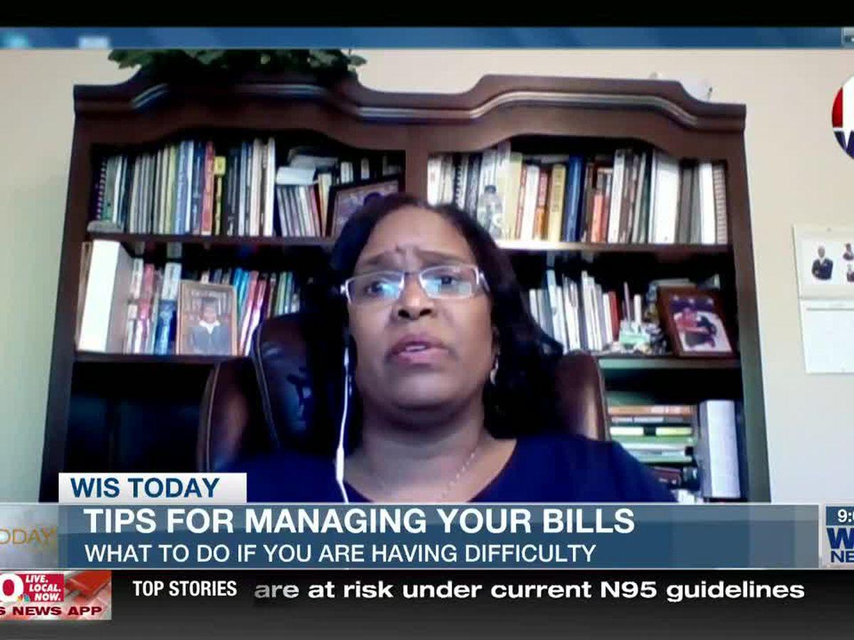 WIS Today: Financial expert Karen Jenkins shares strategies to deal with debt