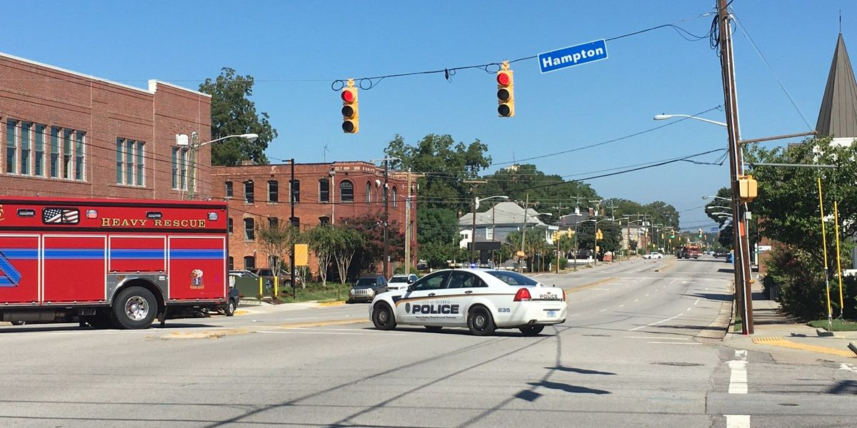 CPD on suspicious package: No hazardous materials found, all clear