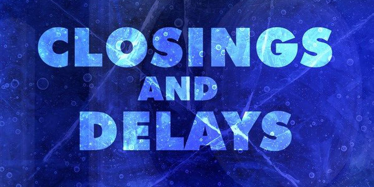 CLOSINGS, CANCELLATIONS, AND DELAYS: A running list for parents