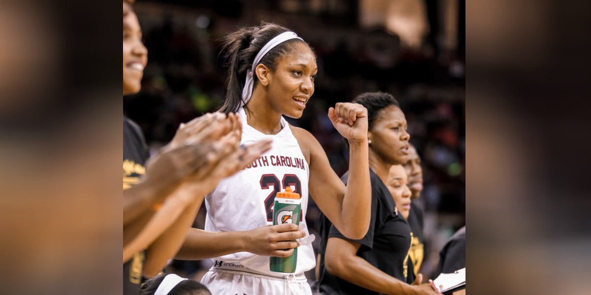 A'ja Wilson relives Gamecock 2017 title run