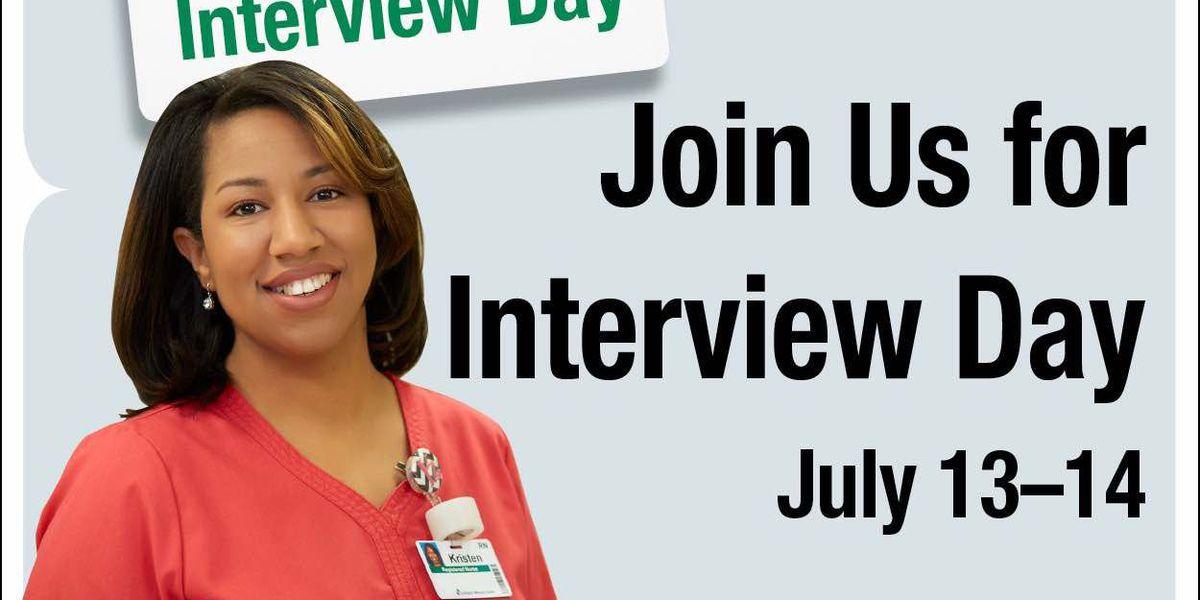Lexington Medical Center is hiring!