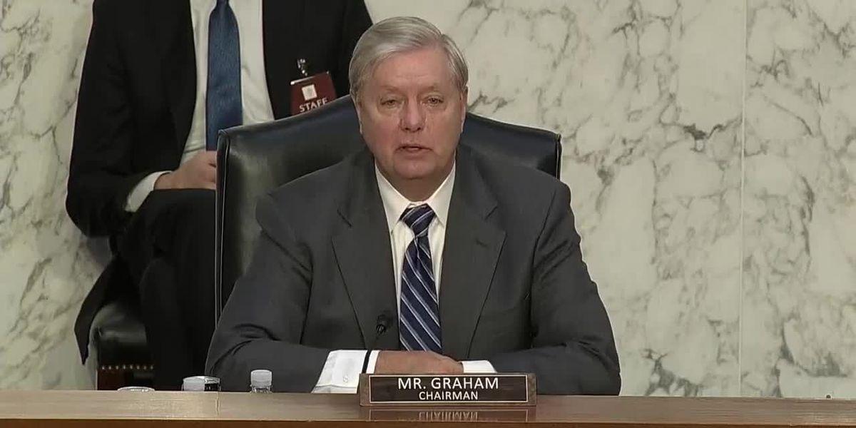 Senate challenger Harrison criticizes Graham's 'good old days of segregation' comment