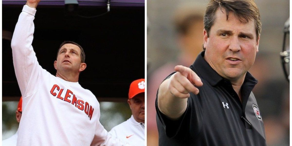 Muschamp, Swinney make Dodd Trophy Preseason Watch List