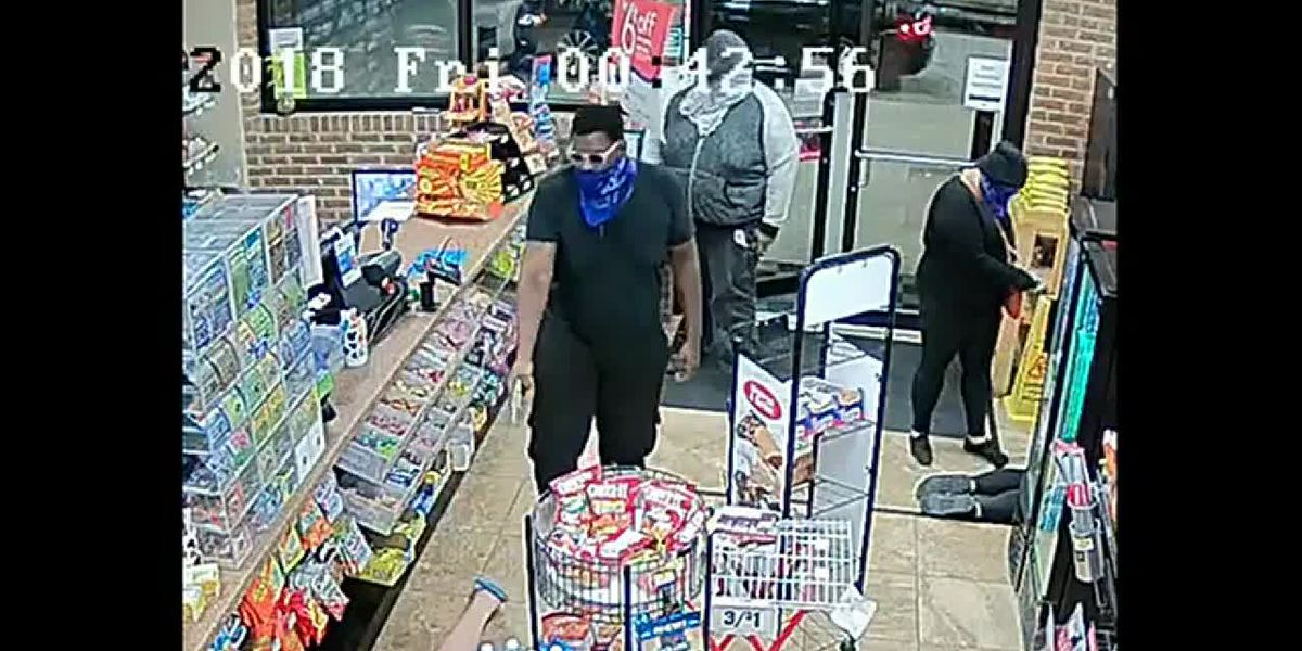 Richland Co. deputies searching for 4 suspects wanted for armed robbery of gas station