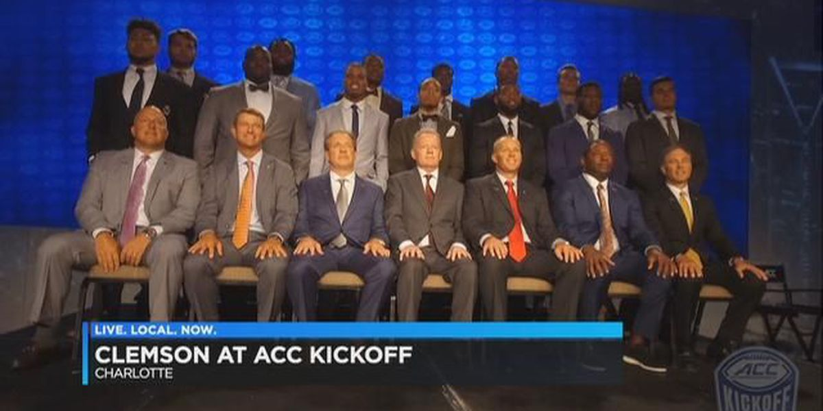 The kings in Queen City for ACC Kickoff