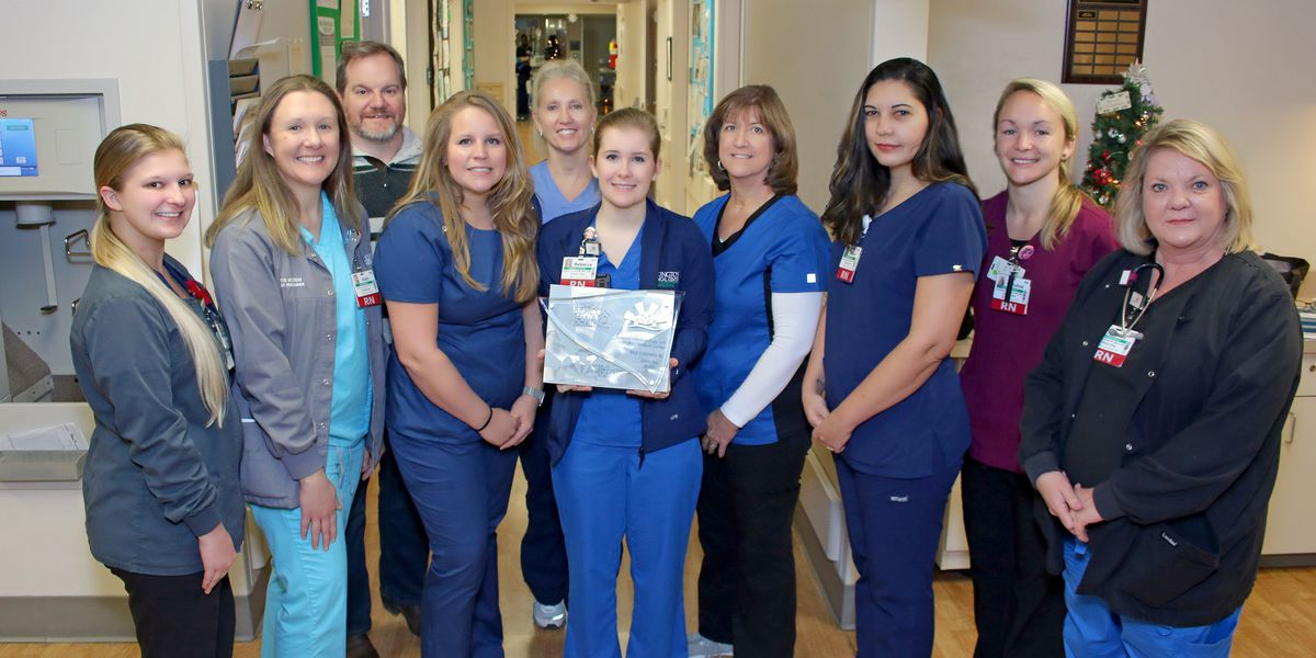 Congratulations to LMC's Surgical Intensive Care for their latest honor