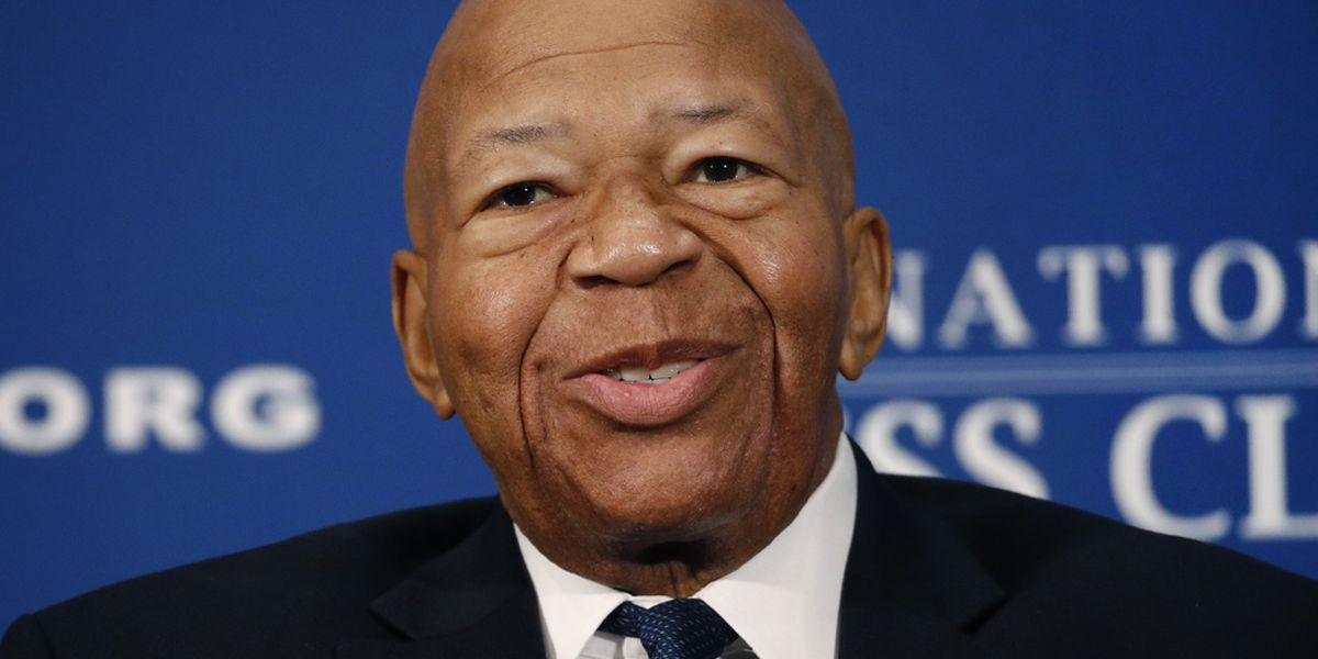 Rep. Elijah Cummings born in Baltimore but shaped by South Carolina