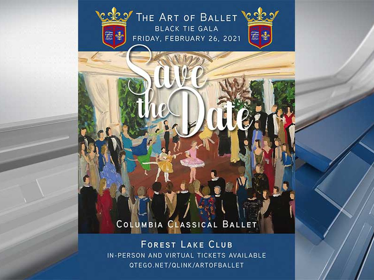 The Art of Ballet Gala raises money for youth outreach programs in Columbia
