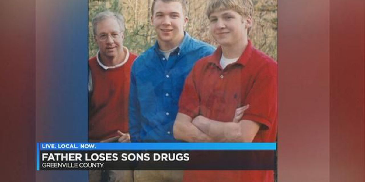 Two reasons to fight opioid abuse in SC: Upstate man who lost both his sons speaks