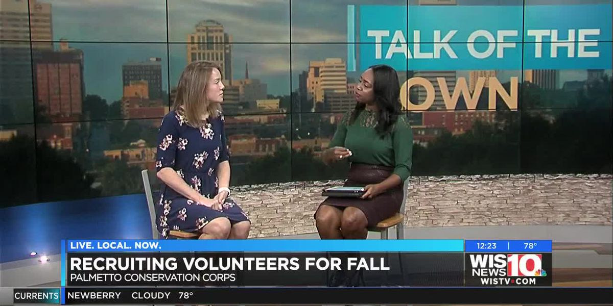 Talk of the Town: Palmetto Conservation Corps recruiting volunteers for fall