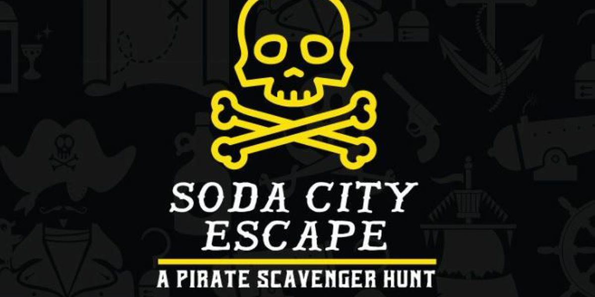 PALMETTO WEEKEND: 'A Pirate Adventure' brings the first annual citywide Scavenger Hunt to these shores!