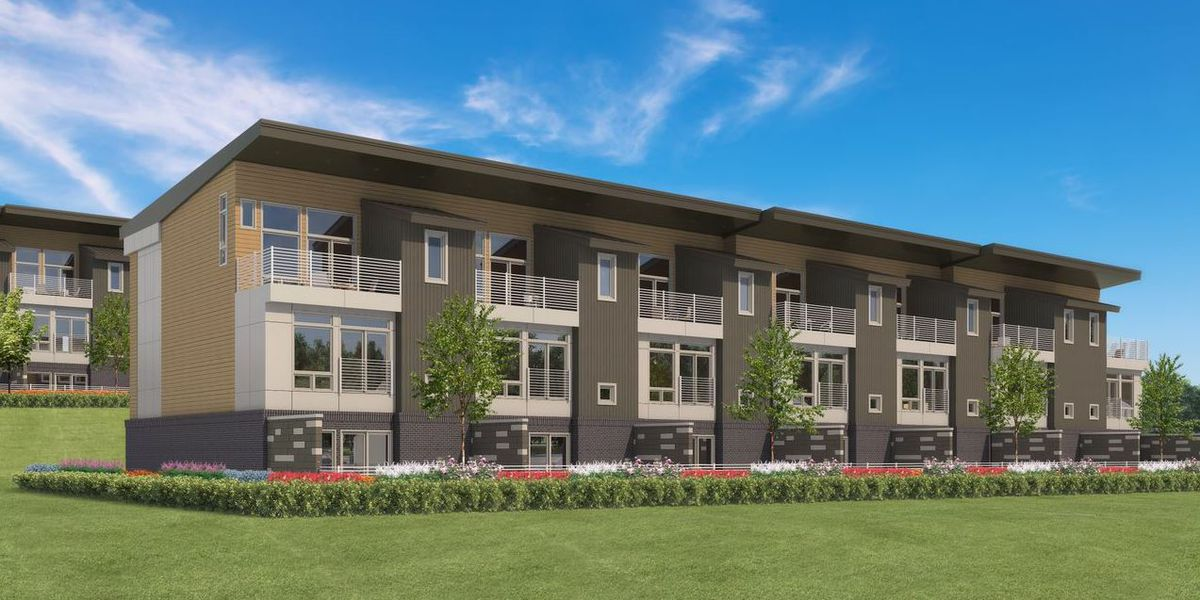 New townhomes going in near Gervais Street Bridge in West Columbia