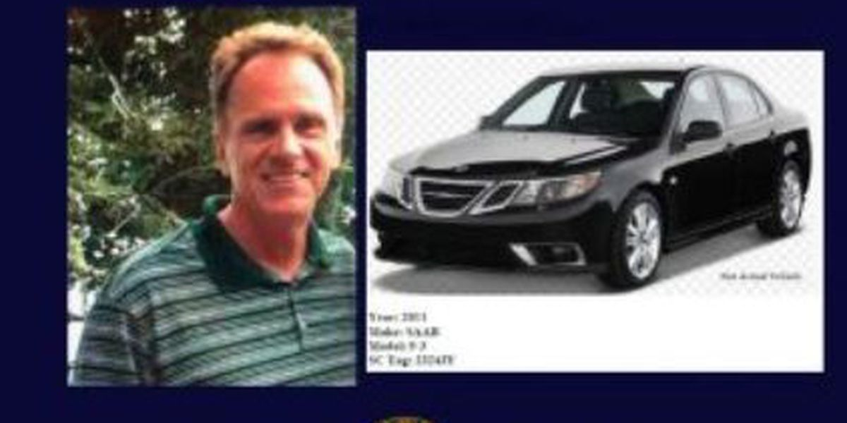 Columbia Police searching for missing 62-year-old man