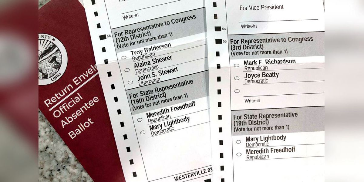 Mail-in ballot mix-ups: How much should we worry?