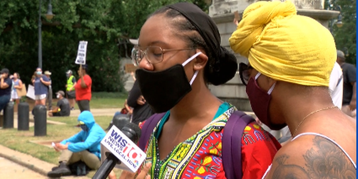 Many attended State House protest for first time Saturday as activism continues