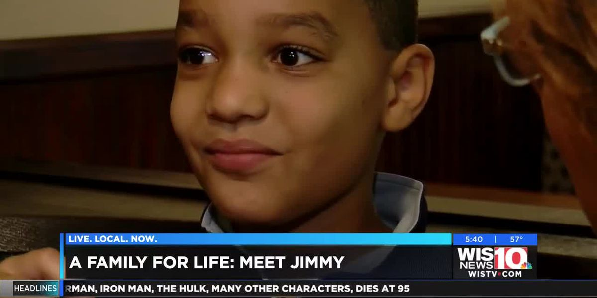 Family for Life: A home to be loved in is Jimmy's prayer