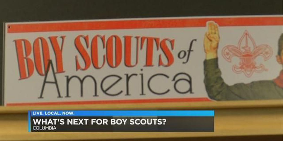 Midlands Boy Scouts troop reacts to new involvement with girls