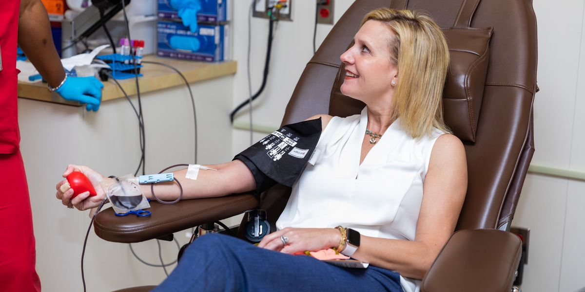 Red Cross: Blood donors urgently needed