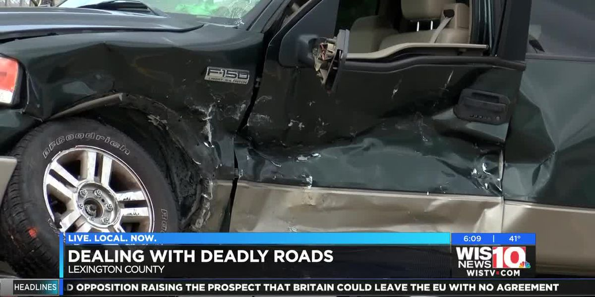 Lexington County roadways are the deadliest in the Midlands