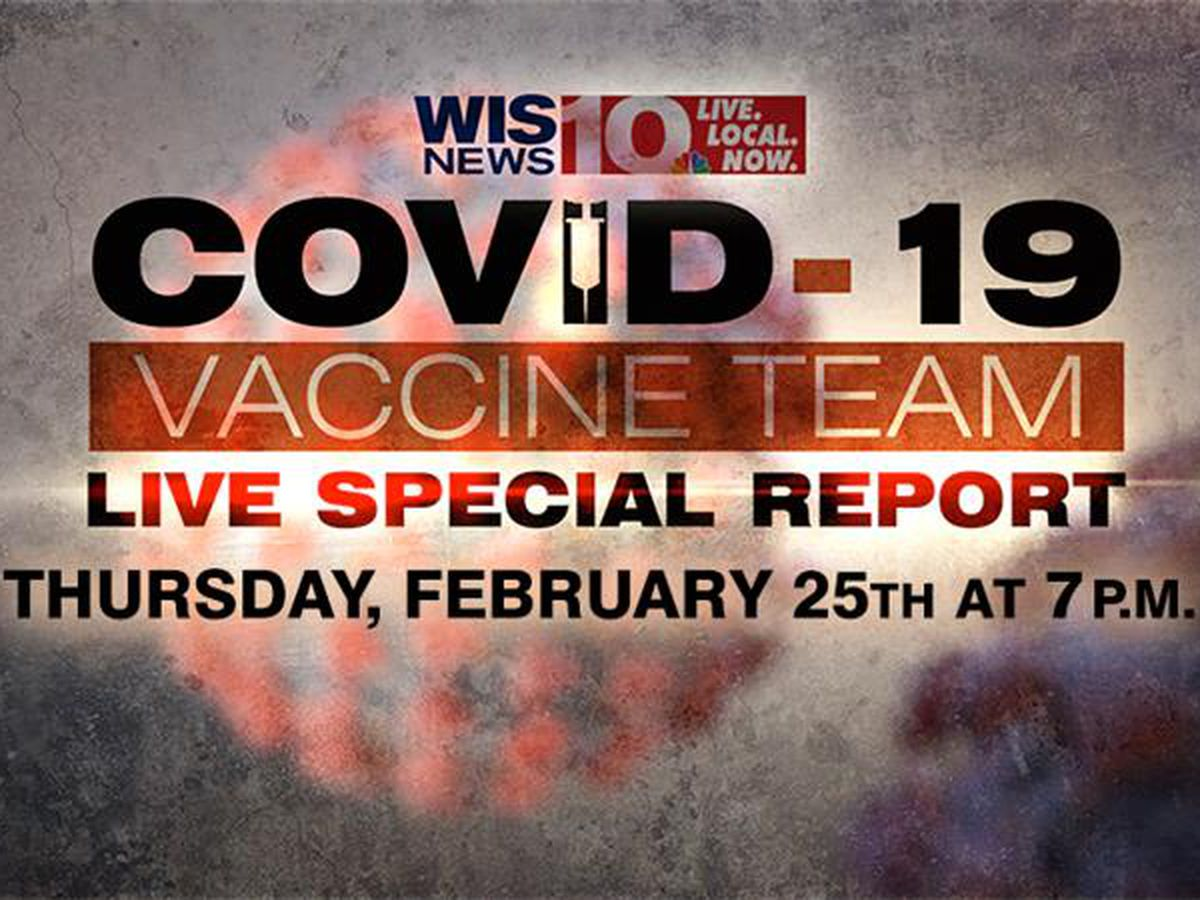 WATCH: WIS gets answers to pressing vaccine questions