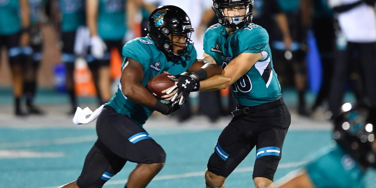 CCU, Liberty matchup canceled over COVID-19 concerns; Chants to take on BYU