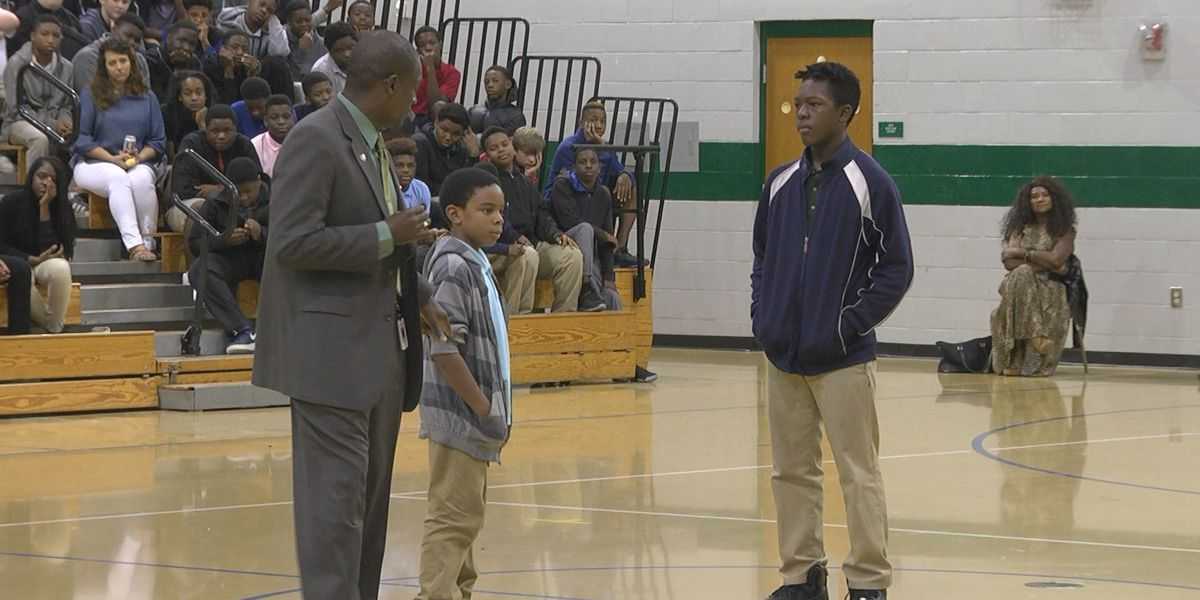 Sumter students learn lessons about bullying