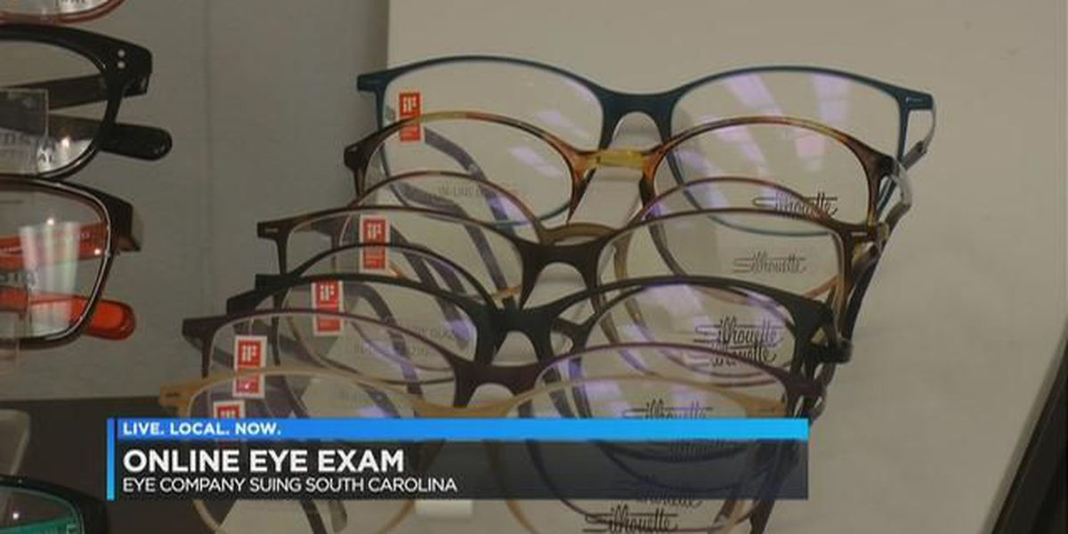 This type of eye exam is illegal in SC, but is law barring it unconstitutional?
