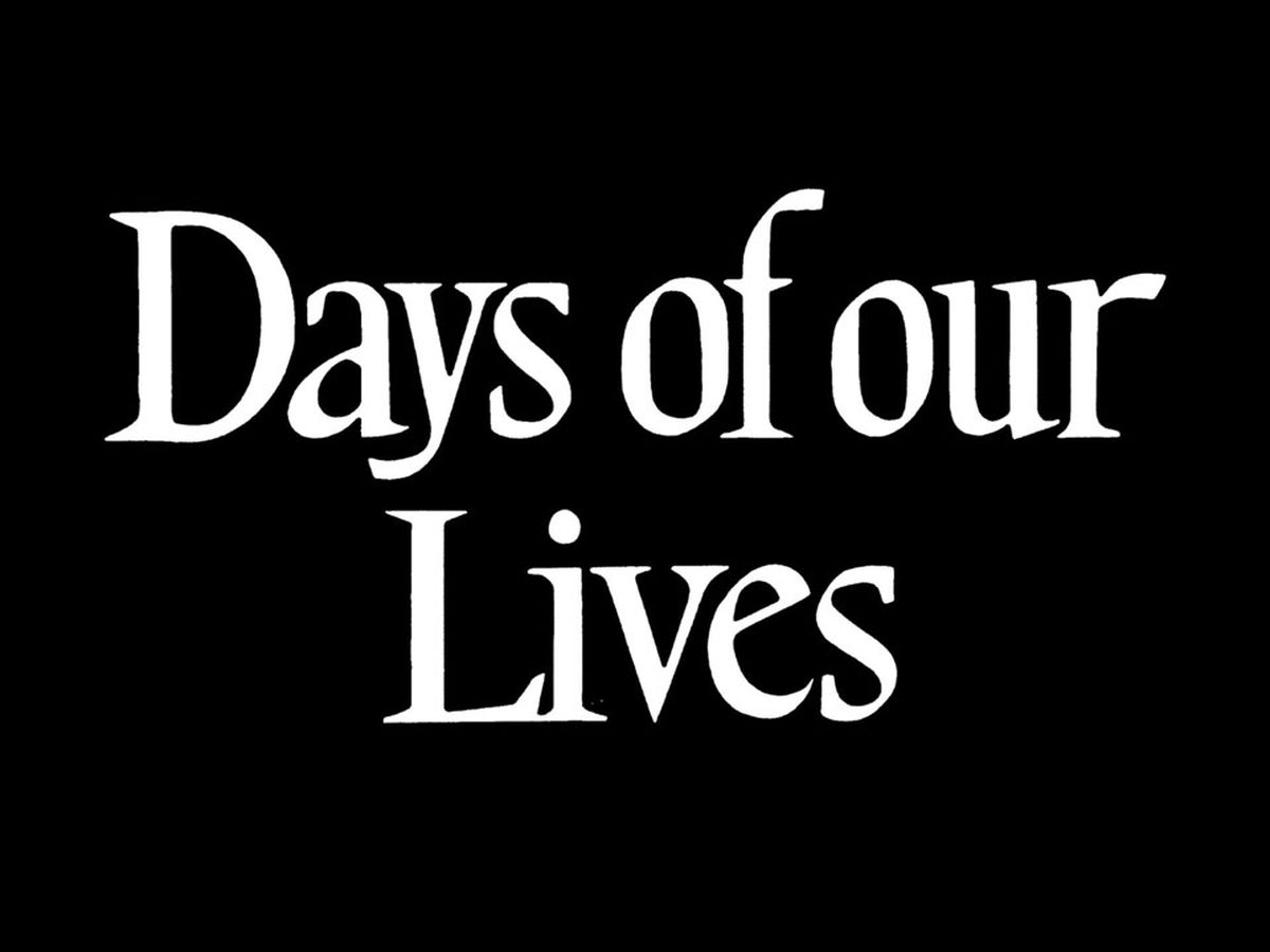 'Days of Our Lives' will air overnight Thursday if preempted by Wednesday's impeachment hearings