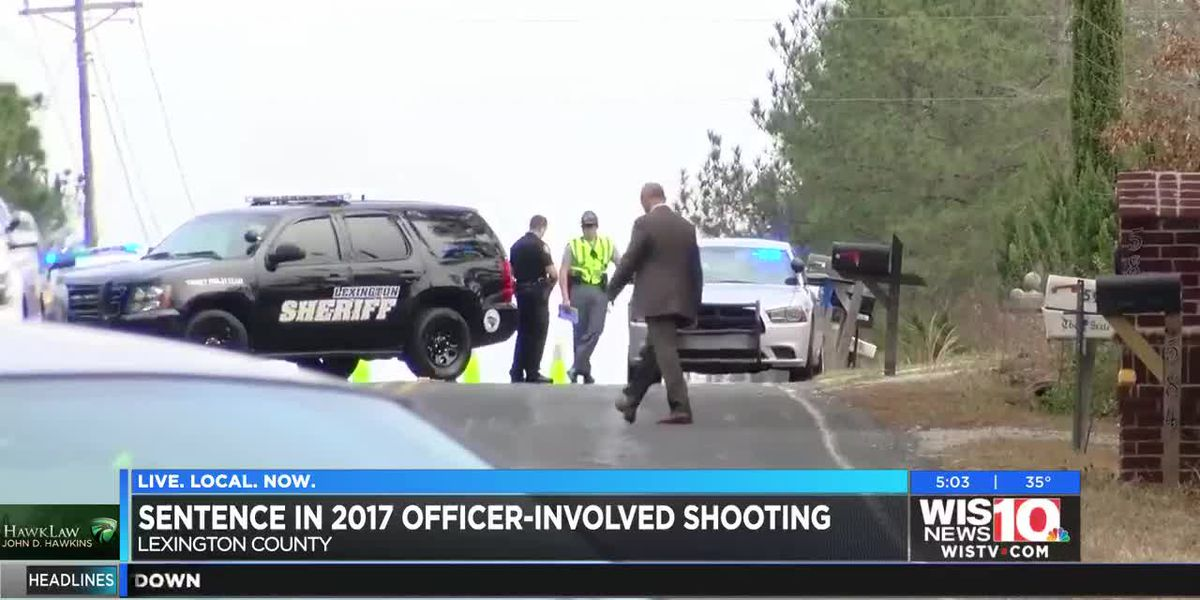 Sentence in 2017 officer-involved shooting