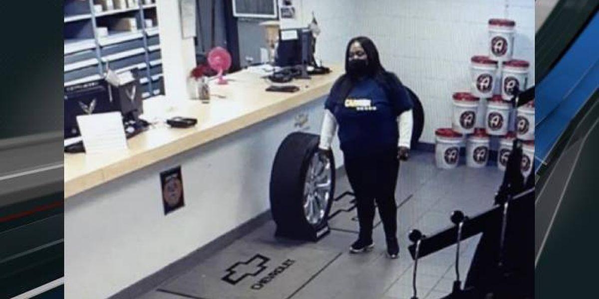 Deputies seek help finding woman accused of fraud