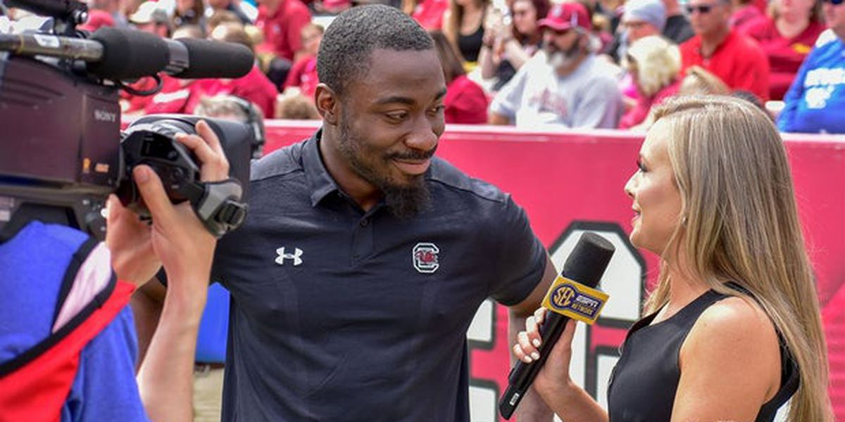 Lattimore posts note about stepping away from role at Carolina