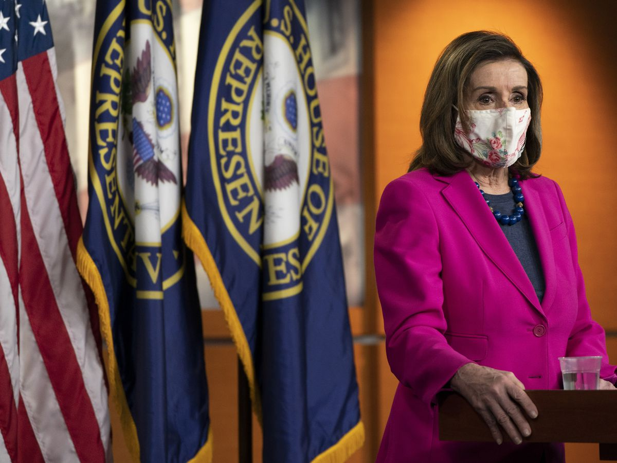 House passes $1.9T pandemic relief bill, sends it to Senate