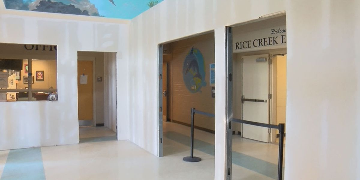Major security upgrades coming to schools in Richland School District Two