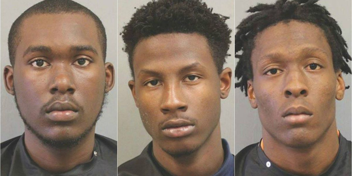2 gang members, another teen caught with stolen cars, gun in Kershaw Co.