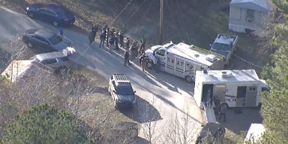 SWAT responds after man reportedly shot in Rock Hill, nearby school put on lockdown