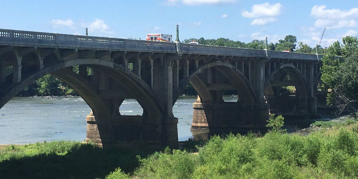 Day 2 of search for missing swimming concludes near Gervais Street bridge