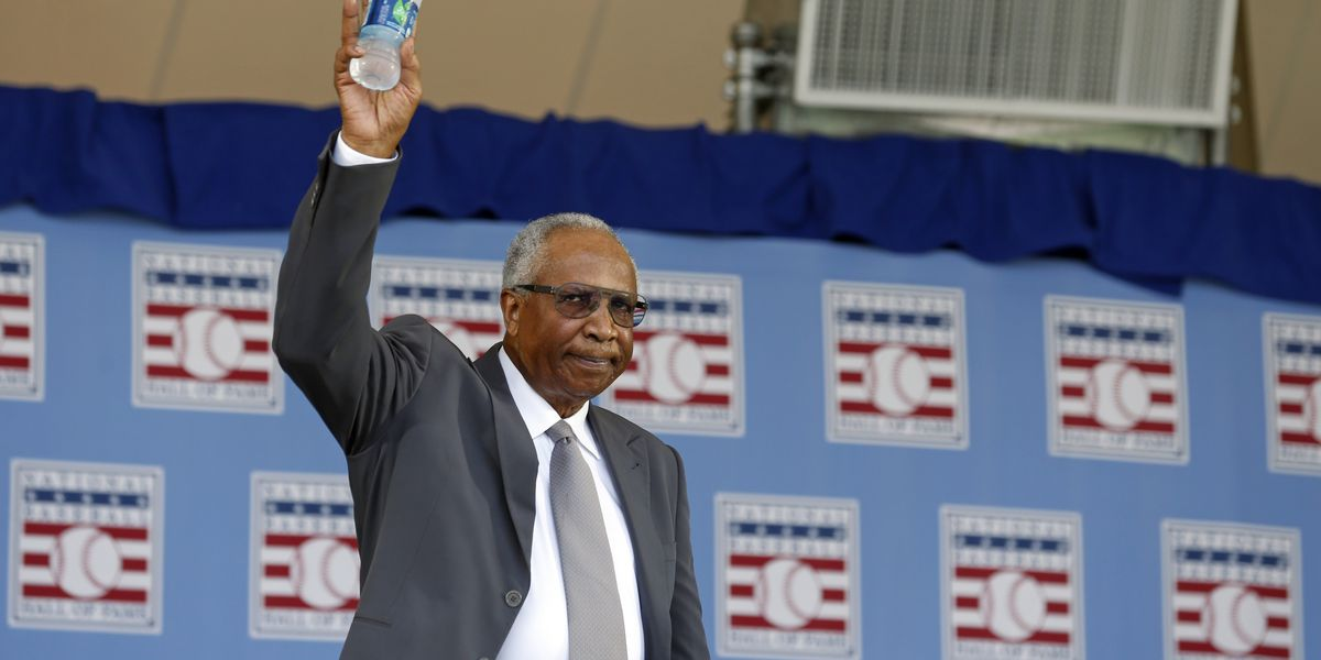 Frank Robinson, MLB's first black manager, dies at 83