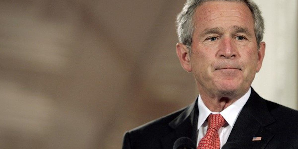 'It is time for us to listen': George W. Bush speaks on 'brutal suffocation' of George Floyd