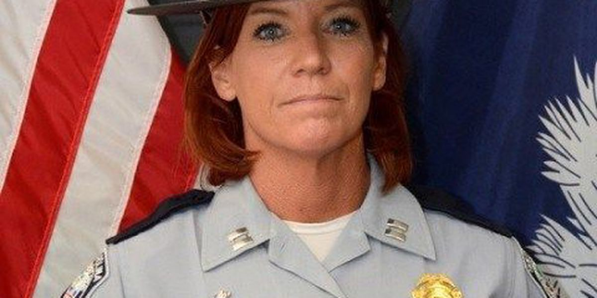 First female captain promoted in the South Carolina Highway Patrol