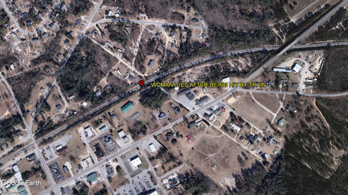 Coroner Kershaw County Woman Dies After Being Hit By Train