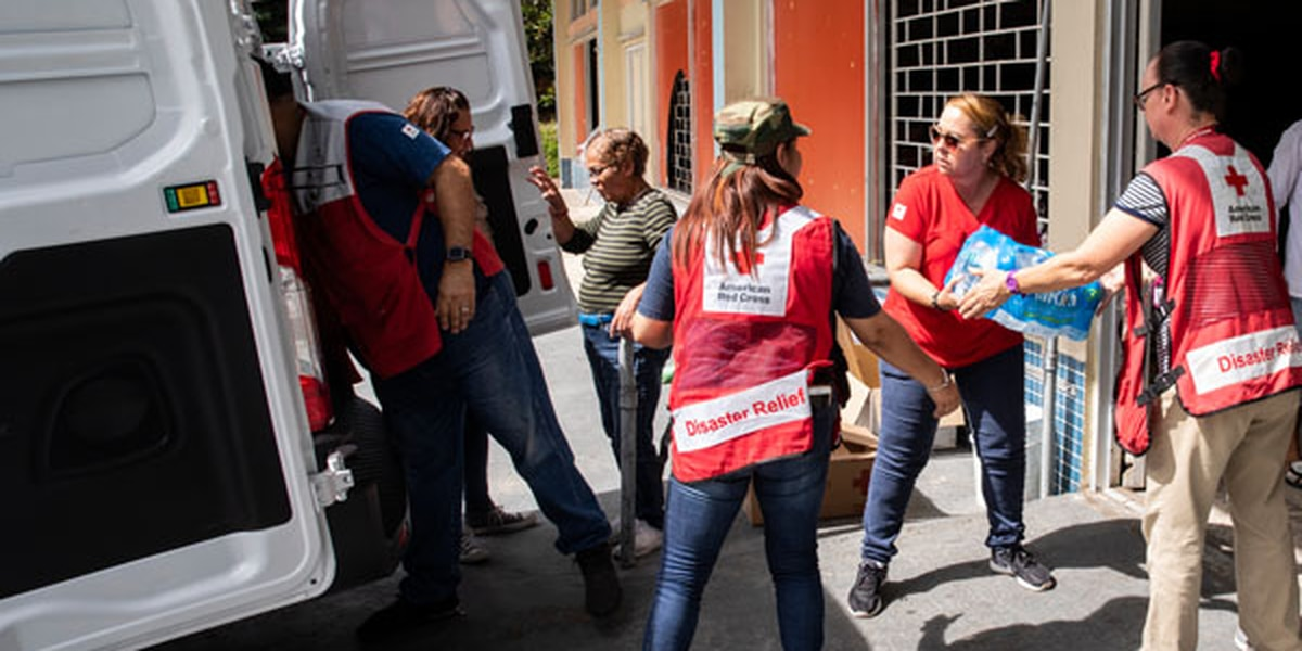 S.C. Red Cross volunteer assists in Puerto Rico amidst hundreds of aftershocks from earthquake