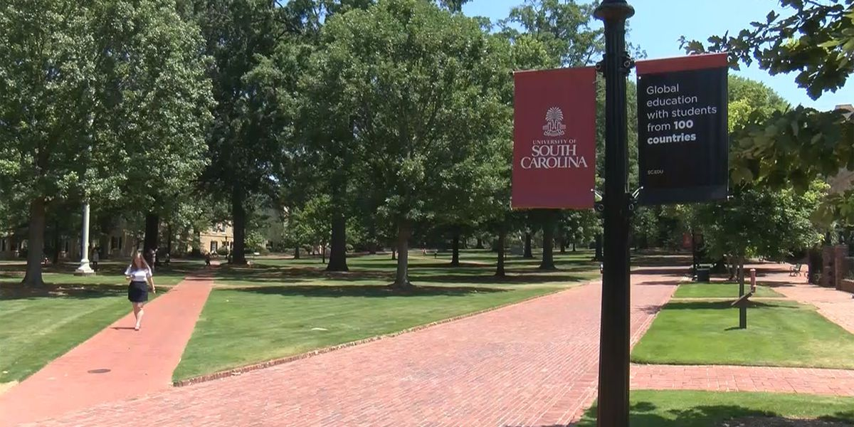 UofSC reports decrease in number of COVID-19 cases on campus